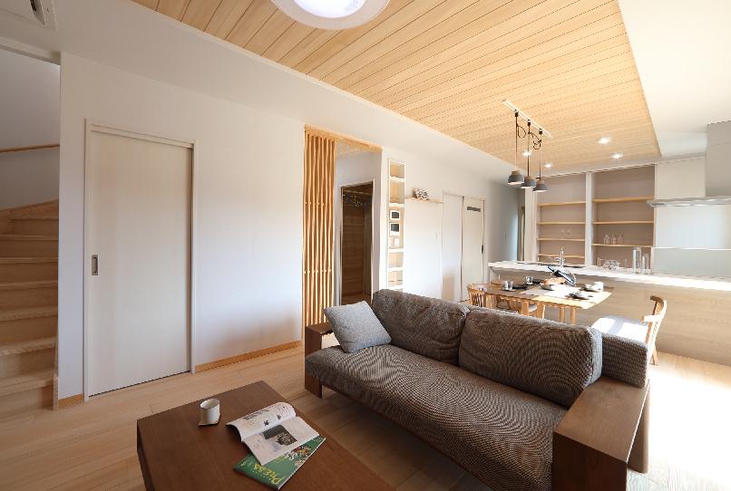 もみの木の家モデルハウス