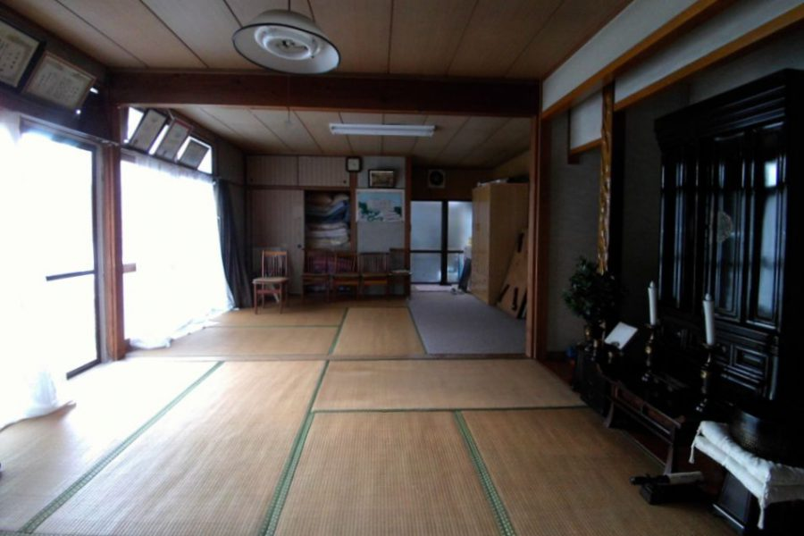 Before-和室