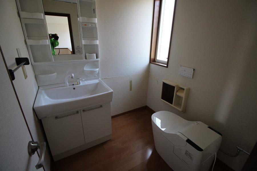 《アフター 2階トイレ》