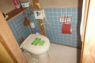 《ビフォー トイレ》