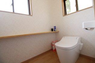 《アフター トイレ》
